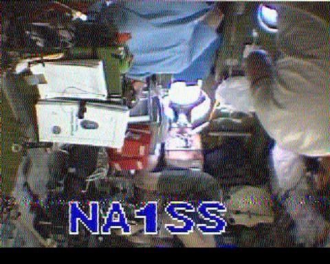 Space SSTV